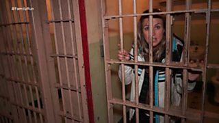 Mi familia en la mochila. Family Run - Ruta 66: Los misterios de la cárcel de Alcatraz