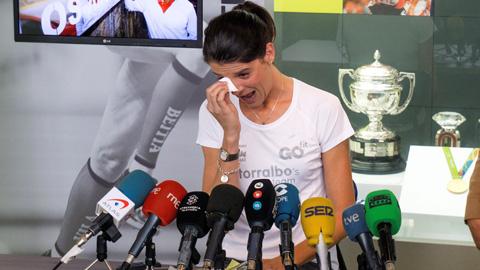 Ruth Beitia se retira del atletismo