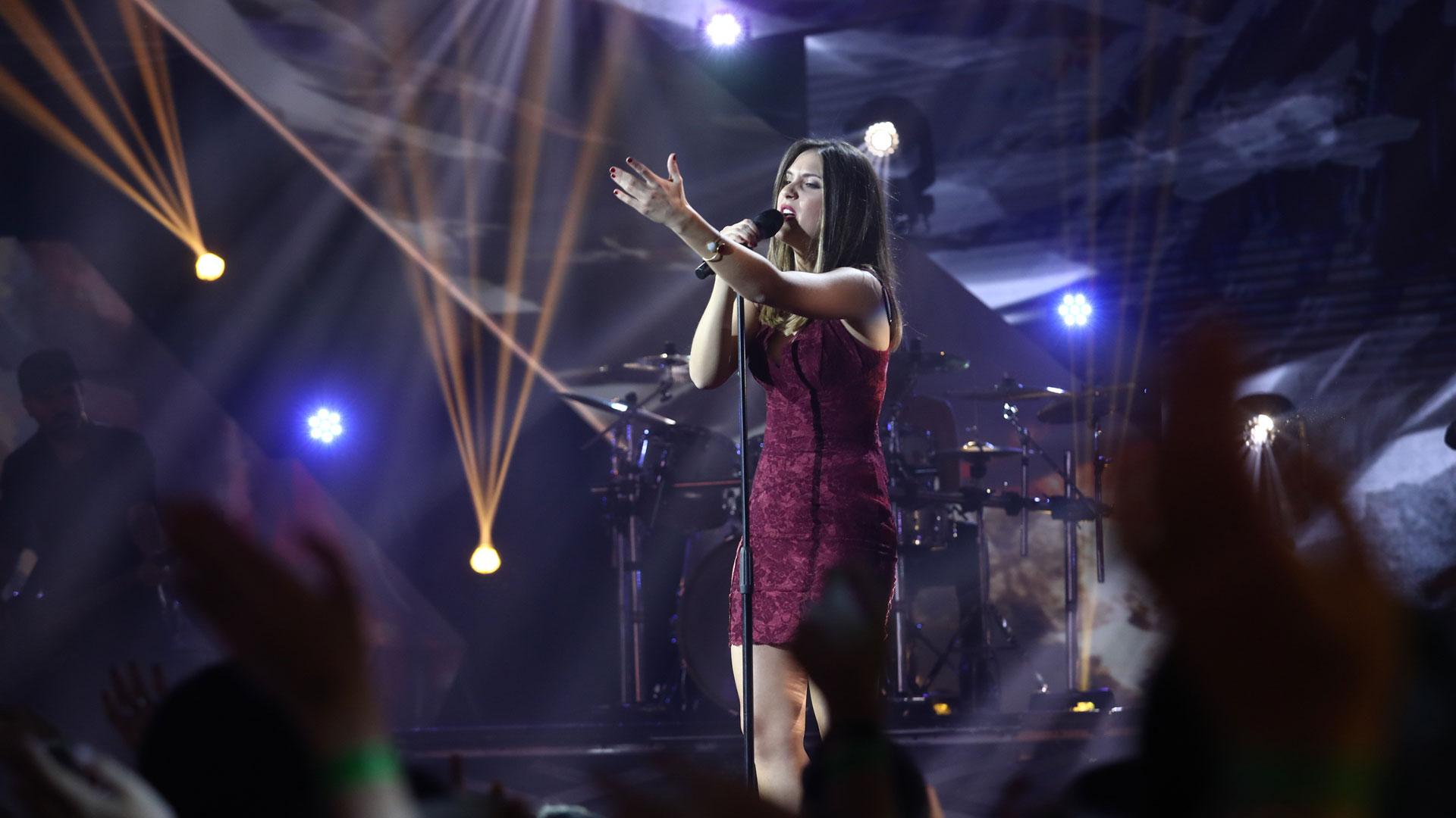 "OT 2018 - Sabela canta ""Te necesito"" en la gala 10"