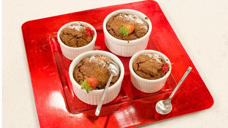 Receta de brownie for Cocinar nisperos