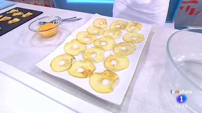 C mo preparar empanadillas de manzana y yema for Cocinar yema de huevo