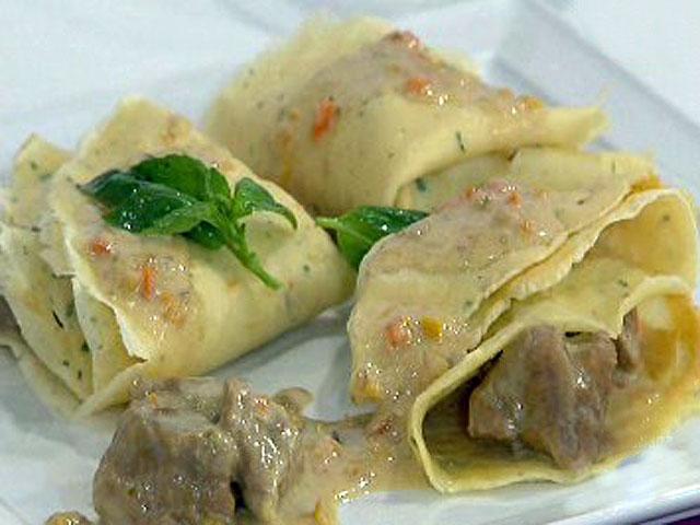 Ternera estofada en salsa blanca 22 11 10 for Cocinar ternera