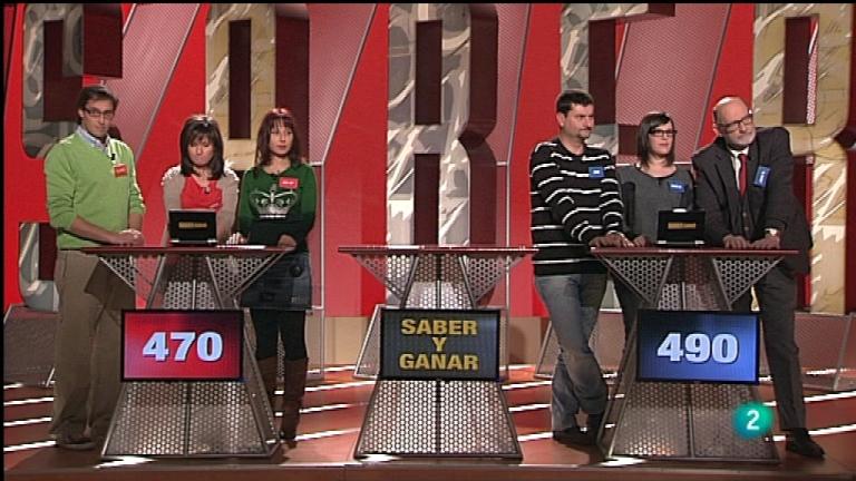 Saber y ganar. Edición de fin de semana - 10/03/12