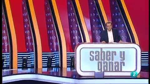 Saber y Ganar - Jordi Hurtado de nuevo en Saber y Ganar!!