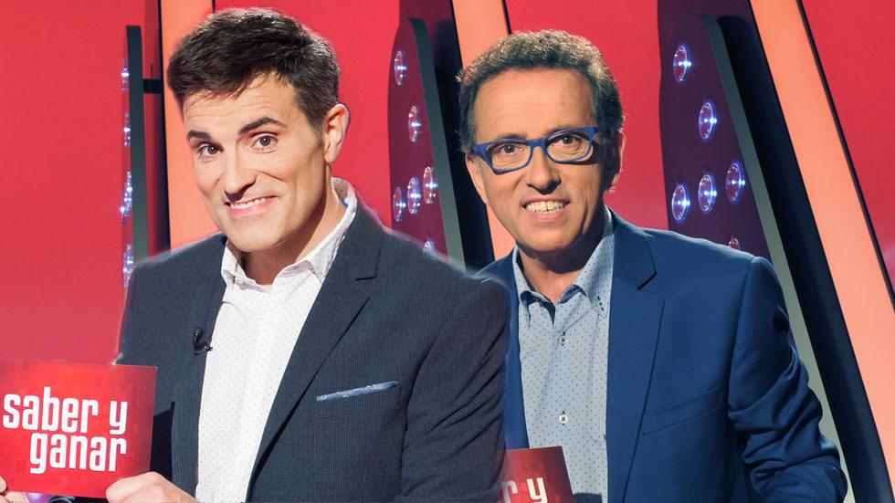 """Saber y Ganar - """"...Jordi vuelve muy pronto!!..."""""""