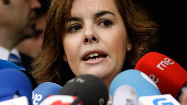 Sáenz de Santamaría: Hay que modernizar el país y sus administraciones públicas para salir reforzados de la crisis