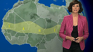 Sahel, tierra de sequía