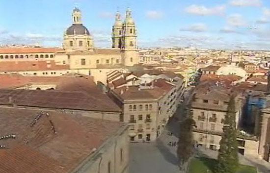 España Directo - Salamanca, una ciudad para pasear