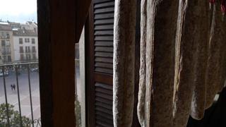 Aquí la Tierra-El salchichón de Vic, manjar de invierno