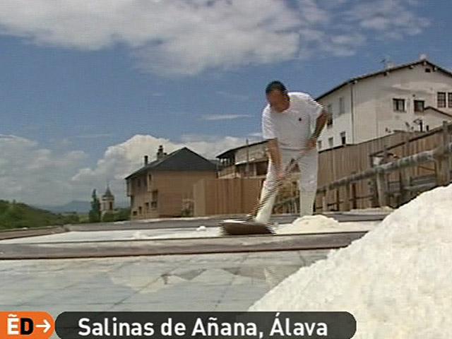 España Directo - Las Salinas de Añana