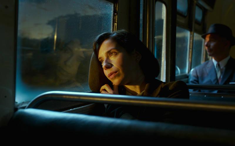 Sally Hawkins en una escena de la película