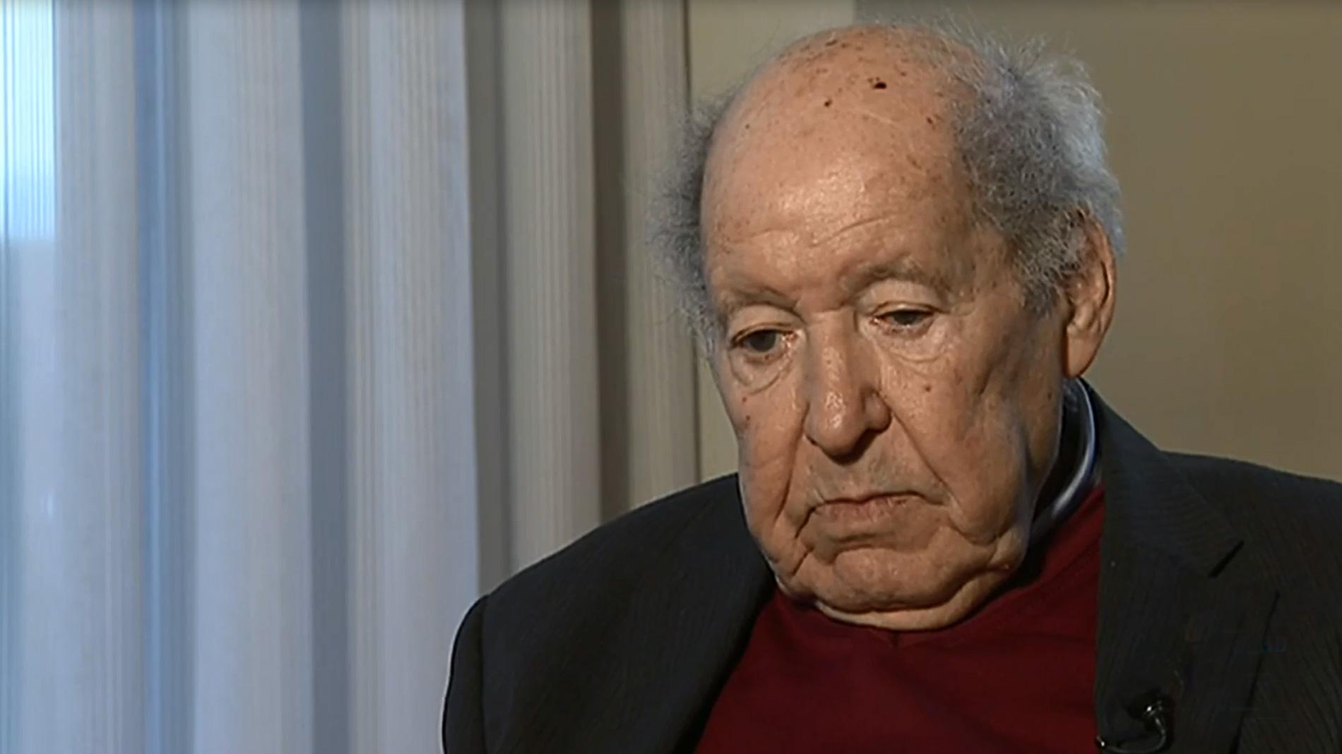 Sally Perel relata a TVE cómo sobrevivió al Holocausto haciéndose pasar por un alemán nazi