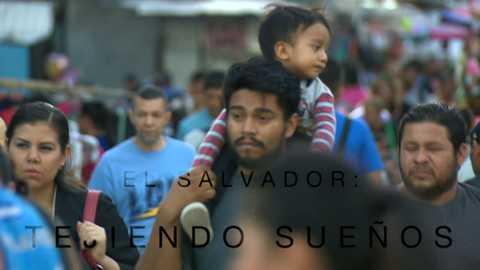 Pueblo de Dios - El Salvador: Tejiendo Sueños