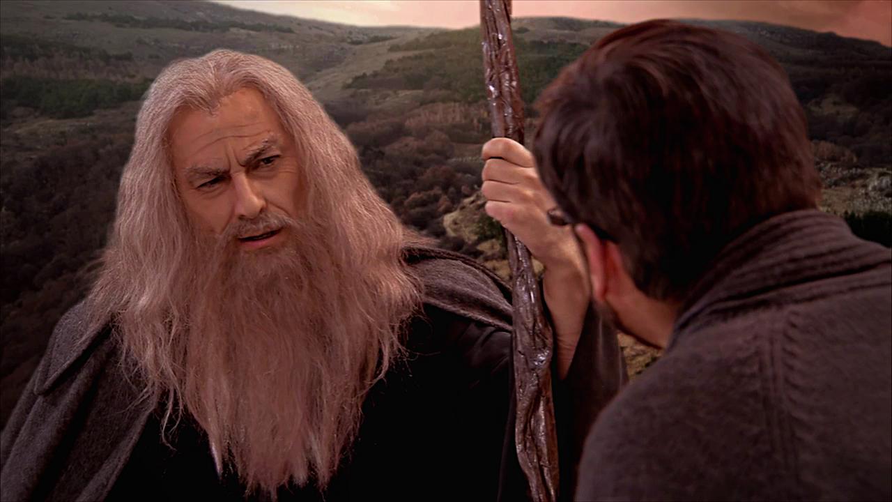 José Mota presenta... Salvados 'Gandalf el gris'