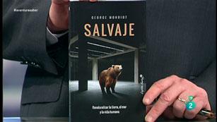 La Aventura del Saber. TVE. Libros recomendados.  'Salvaje'