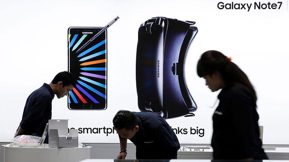 Samsung deja de fabricar definitivamente el Galaxy Note 7