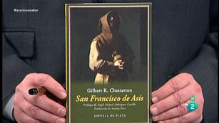 La Aventura del Saber. TVE. Libros recomendados. 'San Francisco de Asís'.