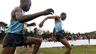 Atletismo - Cross internacional de San Sebastián. Carrera masculina