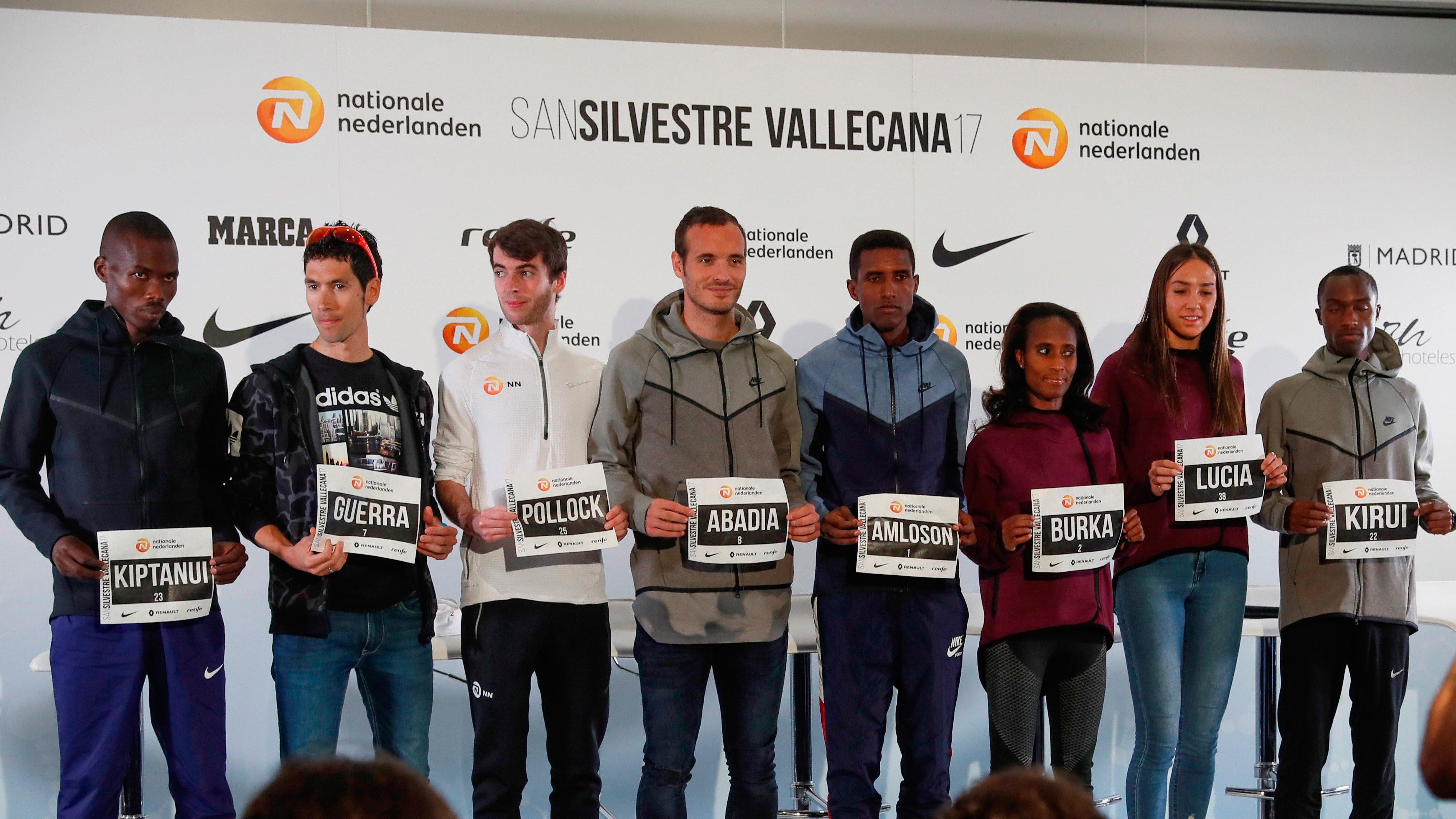 La San Silvestre Vallecana despide el año deportivo