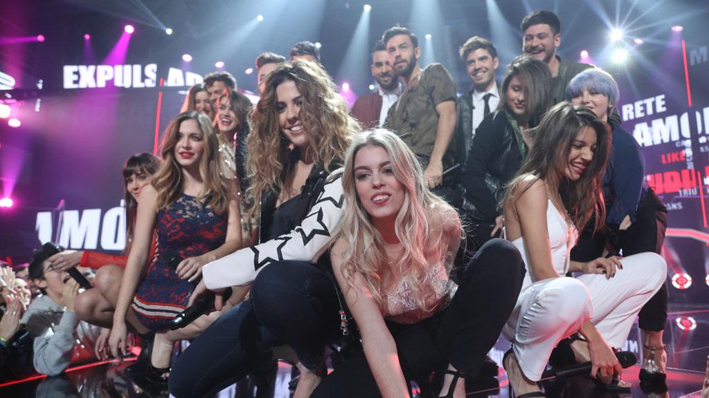 La Mañana - San Valentín se cuela en la última gala de 'OT 2017'