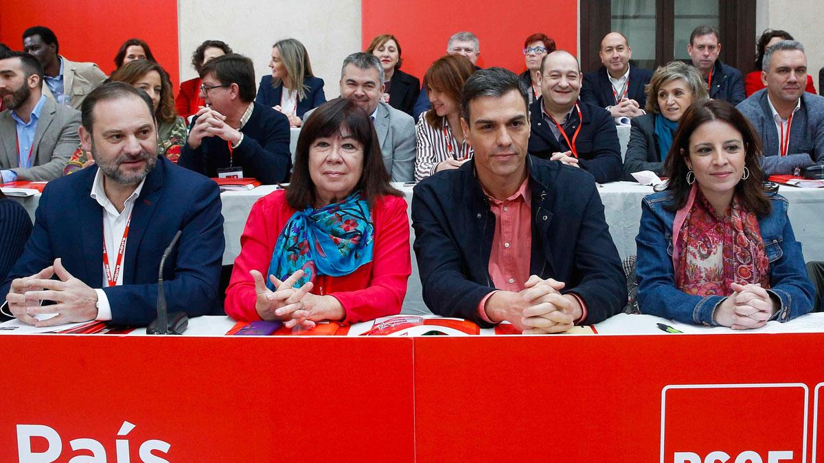Sánchez advierte a Ciudadanos de que regenerar la democracia  no es apoyar a un PP que se financia irregularmente