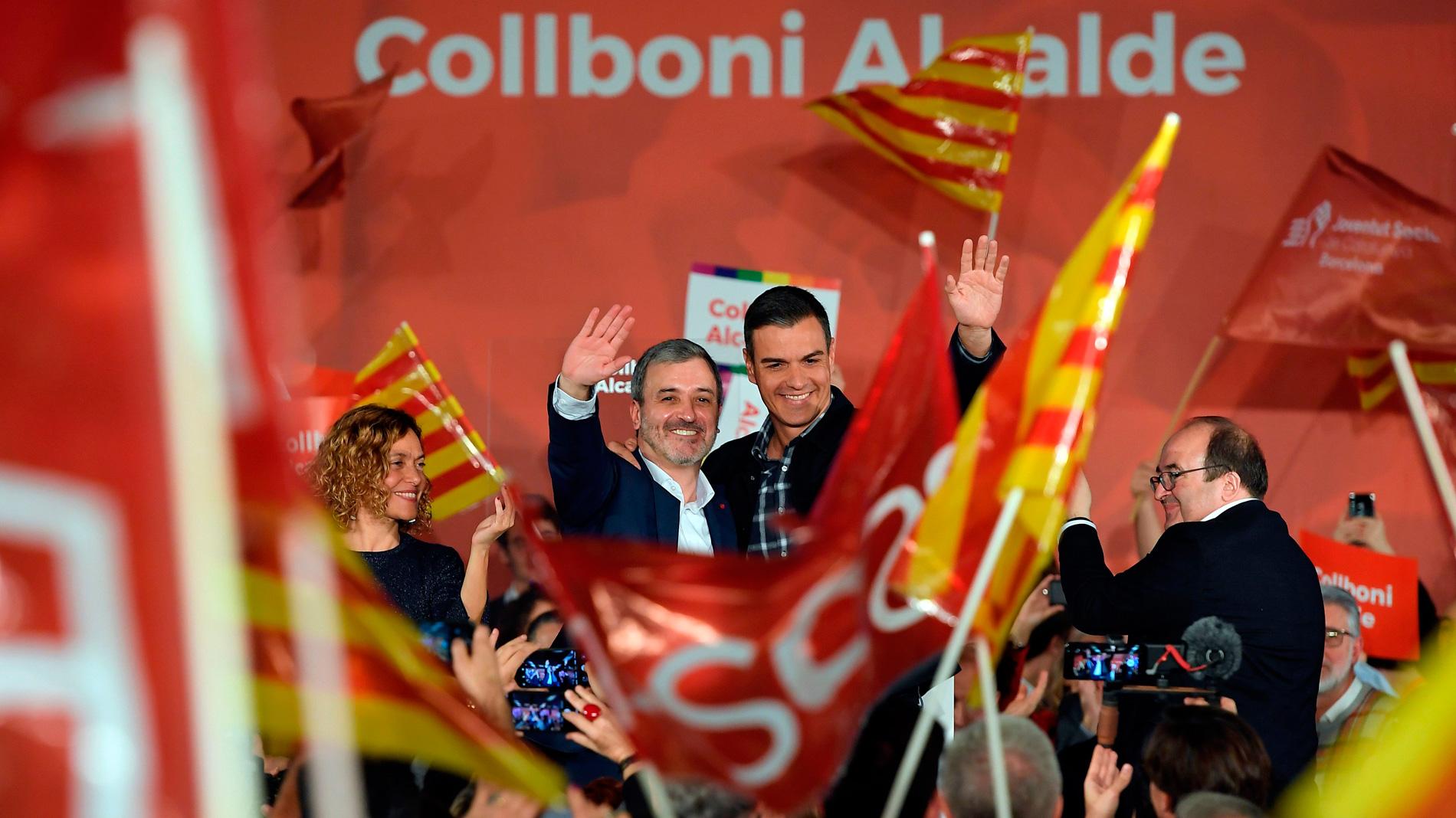 """Sánchez apela a todas las fuerzas políticas para que apoyen unos presupuestos que """"van a permitir que España y Cataluña avancen"""""""
