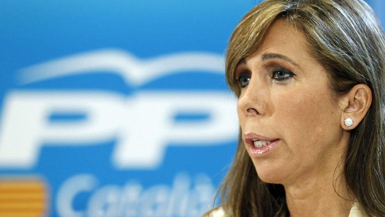 Sánchez Camacho rechaza un adelanto electoral y advierte a Mas de que no es momento de rupturas