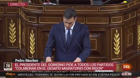 """Sánchez defiende la venta de armas a Arabia Saudí para preservar el empleo en Cádiz y los """"intereses de España"""""""