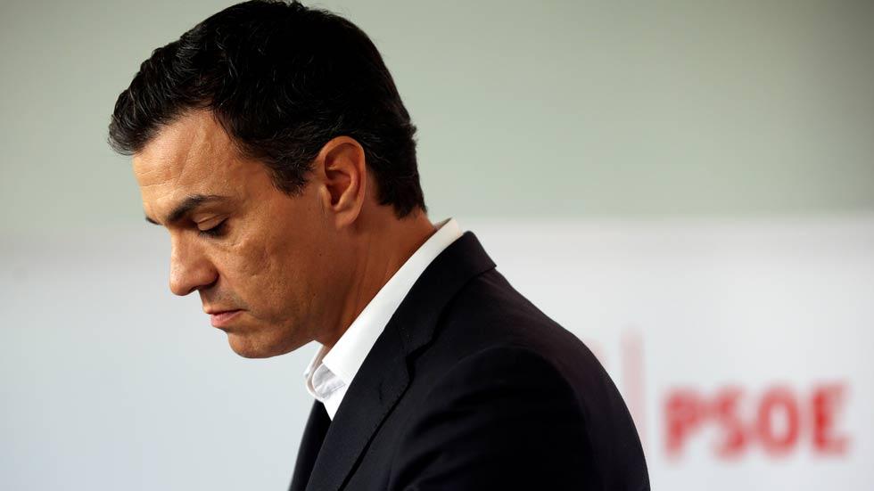 Sánchez dimite tras ser derrotado por sus críticos y perder la votación sobre primarias y el Congreso 'exprés'
