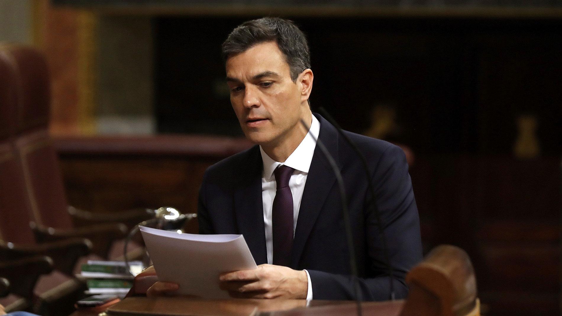 """Sánchez: España """"debe tener las calles libres de manadas"""""""