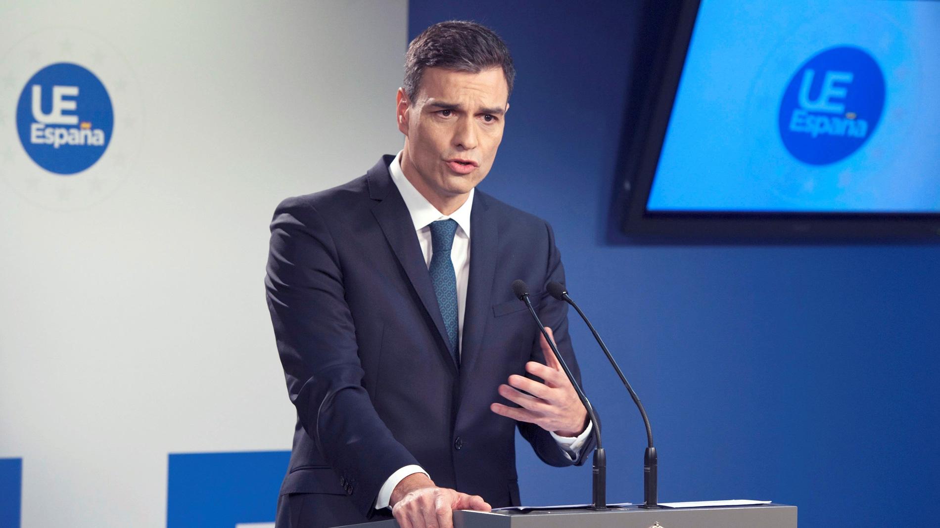 """Sánchez pide """"responsabilidad"""" a los grupos parlamentarios para llegar a un acuerdo sobre la renovación de RTVE"""