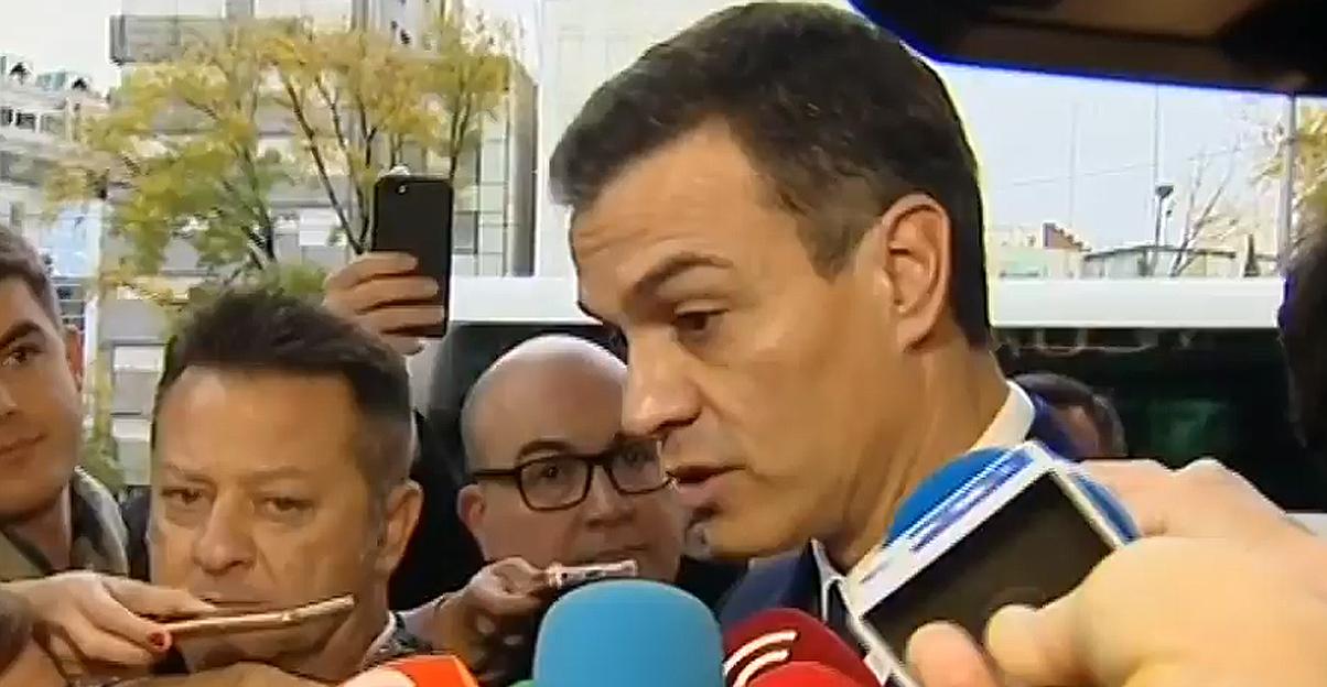 """Sánchez, sobre la renuncia de Marchena al CGPJ: """"Lamento mucho que hayamos perdido a una persona de tanto prestigio"""""""