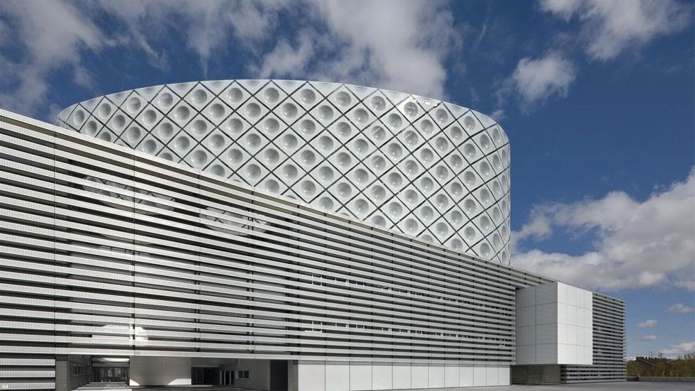 Edificios - Sanidad a distintas escalas