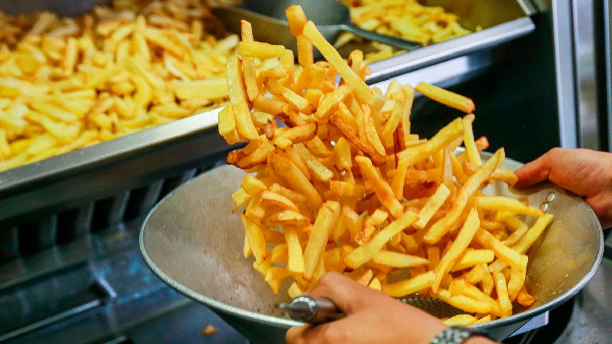 Sanidad lanza una campaña para alertar de los riesgos de consumir alimentos con acrilamida