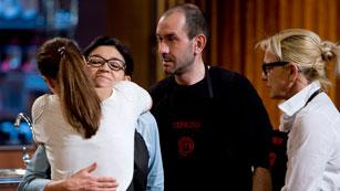 MasterChef - El error de la codorniz condena a Santiaga a la expulsión