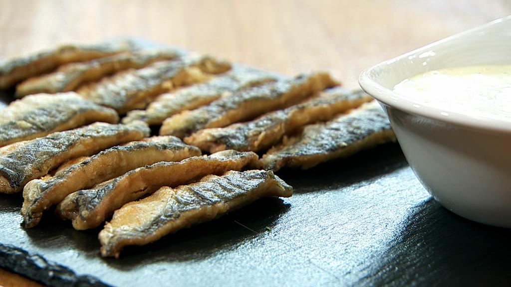Torres en la cocina - Sardinas adobadas y fritas