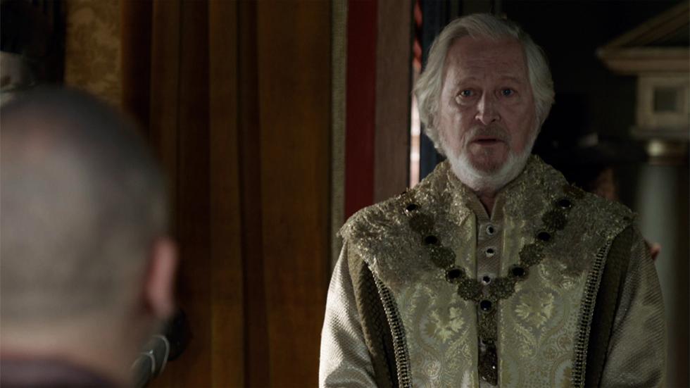 Águila Roja - Sátur va a ver a Felipe IV