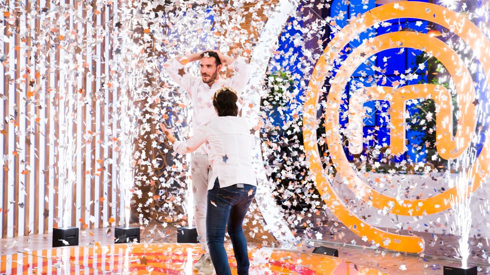 MasterChef Celebrity 2 - Saúl Craviotto se convierte en el ganador de la segunda edición