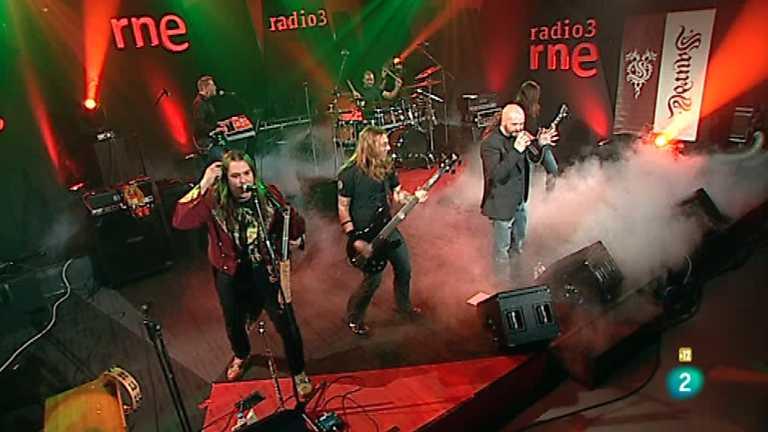 Los conciertos de Radio 3 - Saurom