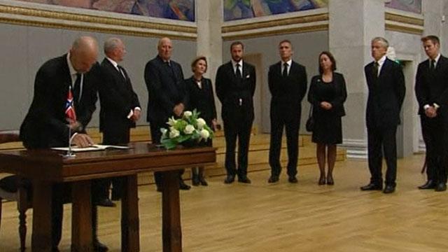 Scotland Yard investiga las posibles conexiones de Breivik con grupos de extrema derecha