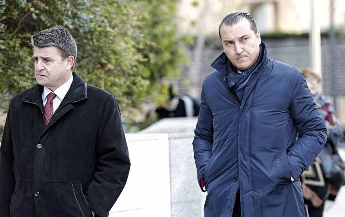 Se abre juicio oral por el supuesto amaño del Levante-Zaragoza de 2011