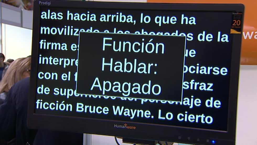 Se celebra en Madrid TifloInnova una feria de tecnología para personas ciegas