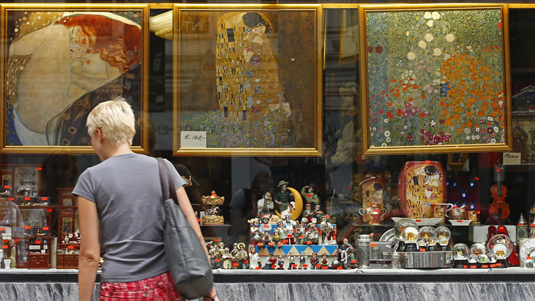 Se cumplen 150 años del nacimiento de Gustav Klimt