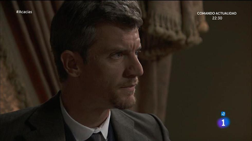 Acacias 38 - Se descubre que Mauro ha falseado pruebas contra Cayetana