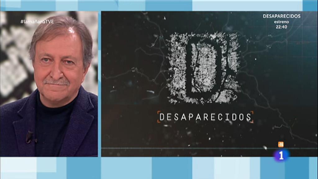 Se estrena 'Desaparecidos' en La 1