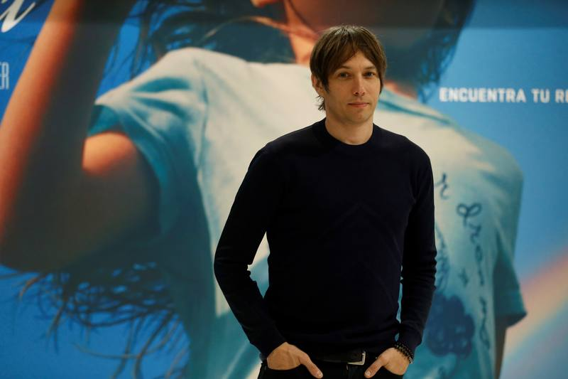 Sean Baker en la presentación de 'The Florida Project' en Madrid.
