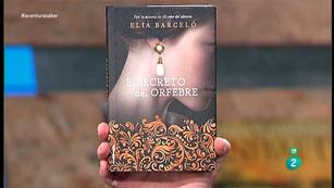 La Aventura del Saber. TVE. Libros recomendados.  'El secreto del orfebrer', de Elia Barceló.
