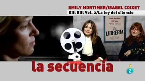 La secuencia favorita de Isabel Coixet y Emily Mortimer