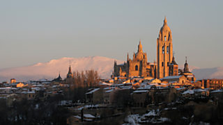 Ciudades españolas Patrimonio de la Humanidad - Segovia
