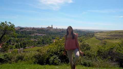 Las rutas de Verónica - Segovia
